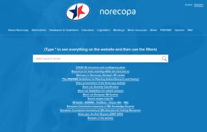 NORECOPA website